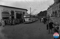 Nijmegen: De Hertogstraat in 1953