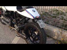 Resultado de imagem para BMW cafè racer brat style k100 by SHAKA GARAGE BARI