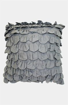 Laundry by Shelli Segal 'Nanette' Ruffled Pillow available at Nordstrom