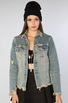 The Americana Denim Jacket by Unif