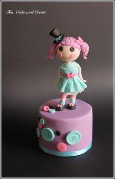 Tea, Cake & Create: Lalaloopsy Doll