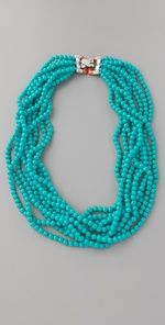 Kenneth Jay Lane Clasp Necklace