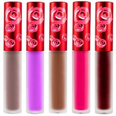 Lime Crime  Velvetines: rated 3.8 out of 5 on MakeupAlley.  See 98 member reviews and photos.