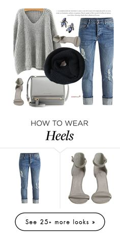 """""""Sammydress 11/2"""" by merima-kopic on Polyvore featuring Givenchy, women's clothing, women, female, woman, misses, juniors and sammydress"""