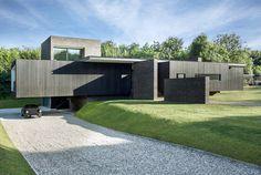 Galeria de Casa Preta / AR Design Studio - 1