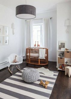 21 scandinavian nursery designs