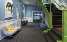 The Lounges at SCAD (Savannah College of Art and Design)