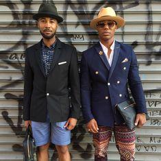 Street Style: New York Men's Fashion Week - Wonderful