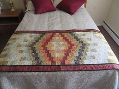 Quilts For Sale, Bed Runner, Large Table, Table Runners, Collaboration, Cotton Fabric, Environment, Fabrics, Smoke Free
