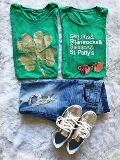 graphic tees, graphic tshirts, graphic shirts, how to style your graphic tee, how to style your graphic shirt, cute tees, woman's graphic tees, champagne tees, bachelorette tees, outfit of the day, style of the day, what to wear with your jeans, fashion, fashion bloggers, outfit ideas, chic, chic outfit, st patricks day, st patricks day shirts, what to wear on st patricks day, st pattys day graphic tees, adidas shoes, what to wear with sneakers