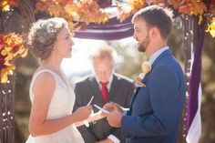 Real Colorado Wedding: Allison and Doug   Boettcher Mansion Wedding in the Fall