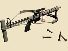 crossbow diy,crossbow accessories,crossbow arrows,survival tips,survival gear Crossbow Targets, Diy Crossbow, Crossbow Arrows, Crossbow Hunting, Survival Weapons, Survival Gear, Survival Skills, Rifles, Automatic Crossbow