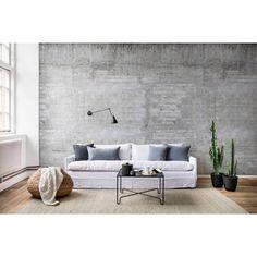 Ideas wooden wallpaper bedroom for 2019 Wooden Wallpaper, Look Wallpaper, Custom Wallpaper, Wall Wallpaper, Wallpaper Paste, Bedroom Wallpaper, Concrete Wall Panels, Cement Walls, Brick Wall