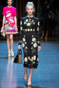Sfilate Dolce & Gabbana Collezioni Primavera Estate 2016 - Sfilate Milano - Moda Donna - Style.it