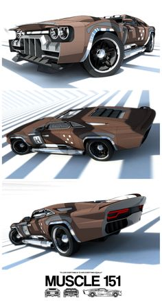 Muscle 151 by Pixel-pencil on DeviantArt Futuristisches Design, Car Design Sketch, Futuristic Cars, Car Drawings, Armored Vehicles, Army Vehicles, Car Wallpapers, Sport Cars, Custom Cars
