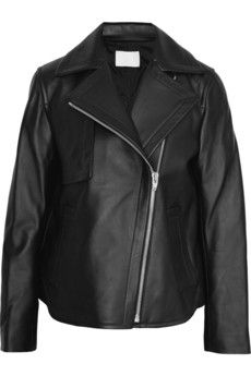 Alexander Wang Perfecto leather biker jacket #THEOUTNET