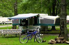 Hueston Woods State Park-College Corner, OH- Passport America Campgrounds