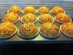Liian hyvää: Kardemummamuffinssit Healthy Soup, Healthy Treats, Breakfast Snacks, Vegan Desserts, No Bake Cake, Baking Recipes, Cooking Tips, Sweet Tooth, Food And Drink
