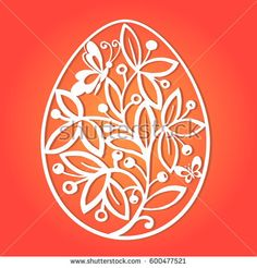 Find Easter Egg Laser Cutting Vector Decorative stock images in HD and millions of other royalty-free stock photos, illustrations and vectors in the Shutterstock collection. Cut Out Art, Carved Eggs, Easter Cookies, Floral Border, Egg Decorating, Scroll Saw, Kirigami, Animal Design, Holidays And Events