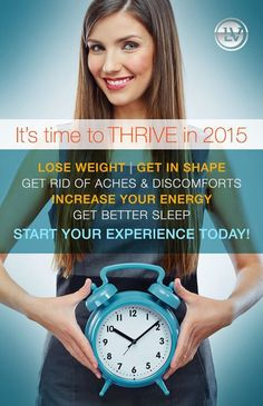 Kick start your New Year's Resolution with Thrive! Www.trammell4.le-vel.com