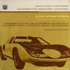 Automotive Sensory Control
