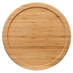 """Bamboo Turntable - 14""""  Would be great for the middle of the dining room table."""