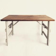 This vintage trestle table is made to a traditional design using reclaimed timber. The gorgeous timber tops are sanded back and made good while the legs are painted in chalk paint.