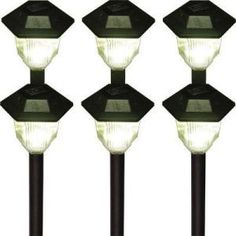 use solar powered lights for electrical outages.