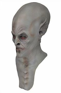 Other Costume Accessories 82161: Neutron Alien Resurrection Adult Mask Halloween Costume New ! -> BUY IT NOW ONLY: $372.44 on eBay!