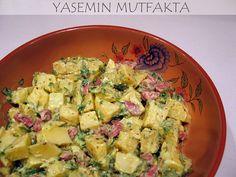 piknige ozel patates salatasi