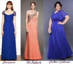 Madrinhas de casamento: Dicas e vestidos de festa para disfarçar a barriguinha