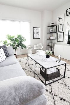 Amazing Scandinavian Living Room Design Idea By Homey Oh My Click On Image To See
