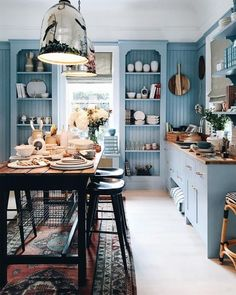 Country Home Kitchens to Pull Inspiration from ASAP!