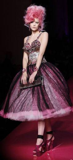 Jean Paul Gaultier Spring 2012 Haute Couture