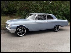 Digging the ghost flames!1962 Ford Galaxie 500    #MecumKissimmee