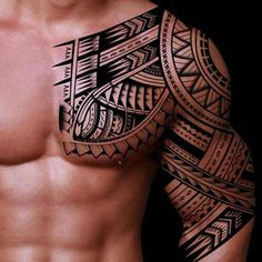 Cool Tribal Tattoo Designs and Meanings - Best Tribal Tattoos For Men - Cool Tri. - Cool Tribal Tattoo Designs and Meanings – Best Tribal Tattoos For Men – Cool Tribal Tattoo Desi - Tribal Tattoo Designs, Tattoo Designs And Meanings, Tattoo Sleeve Designs, Tattoo Meanings, Mauri Tattoo Designs, Tattoo Designs For Men, Indian Tattoo Design, Meaning Tattoos, Half Sleeve Tribal Tattoos