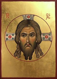 Jesus Christ Orthodox Icon On Wood Hand Made Golden Leaf Pin On Icon Paintings Pin On Orthodox Icons Christian Icons Iconography Pin On Icon Paintings Mother Of God Antiochian Orthodox…Read more of Painting Religious Icons Byzantine Icons, Byzantine Art, Religious Icons, Religious Art, Monastery Icons, Jesus Christ Painting, Christ Tattoo, Paint Icon, Christ The King