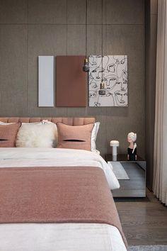 #bedroomdecor #bedroom with red decor #bedroom decor uk #bedroom decor couples #... - Modern Design