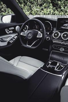 Ideas Luxury Cars Bmw Mercedes Benz Vehicles For 2019 Mercedes Benz C300, Mercedes C Class Amg, Bmw E30 Coupe, Bmw Autos, Maserati, Ferrari, Audi Interior, Mercedes Benz Interior, Interior Design