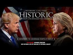 Canadauence TV: Eleição 2016 EUA, AO VIVO