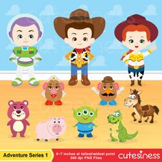 Toy Story Digital Clipart Toy Story Clipart Toy Story Clip