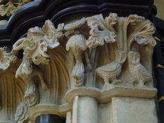 Dragons & Owls, Lincoln Cathedral