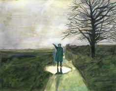 Anselm Kiefer, Untitled, 1969