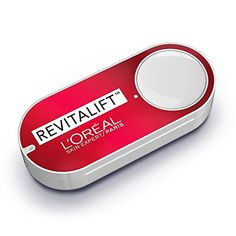 Amazon Devices  Save with Amazon Device: LOreal Paris Revitalift Dash Button <3 This is an Amazon Associate's Pin. Click the image to visit the Amazon website.