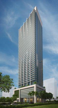 1010 Brickell 'Sold Out', Will Break Ground In Two Months SiegerSuarez Architects  #MiamiRealEstate