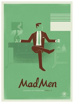 Vanilla Cashmere: FOR MAD MEN LOVERS