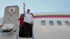 "Como ""éxito total"" calificó Maduro gira por Rusia, Bielorrusia y Turquía"