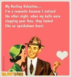 LOL! Ahhhh romance! Probably my future husband