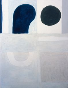 William Scott [Abstract], 1964, Oil on canvas, 199.9 × 154 cm / 78¾ × 60½ in, Private collection