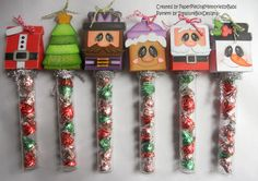 Created using the Christmas Treat Toppers